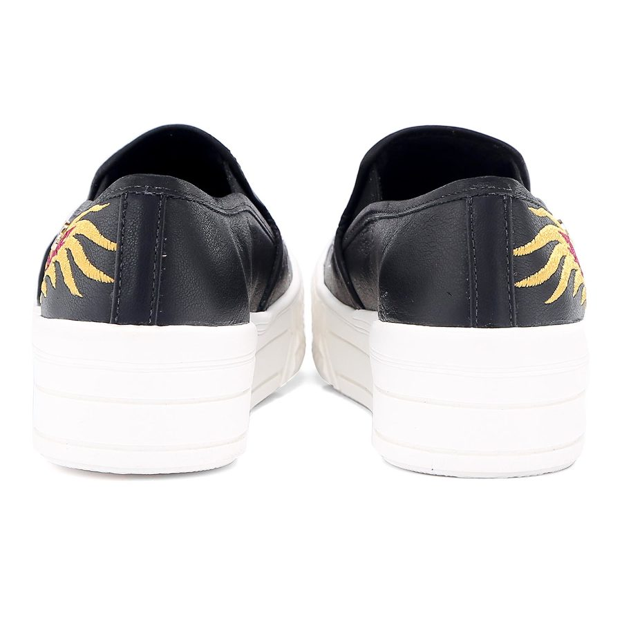 Dragon Tennis Shoe with Embroidery