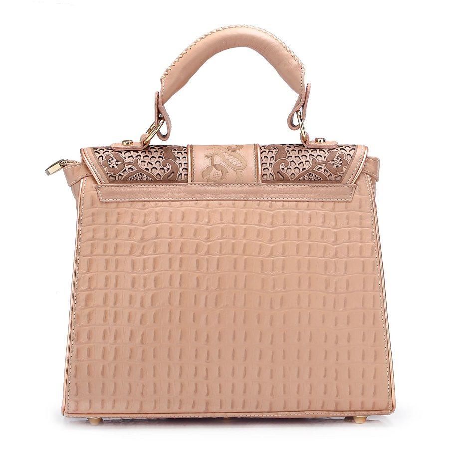 Handbag with Laser