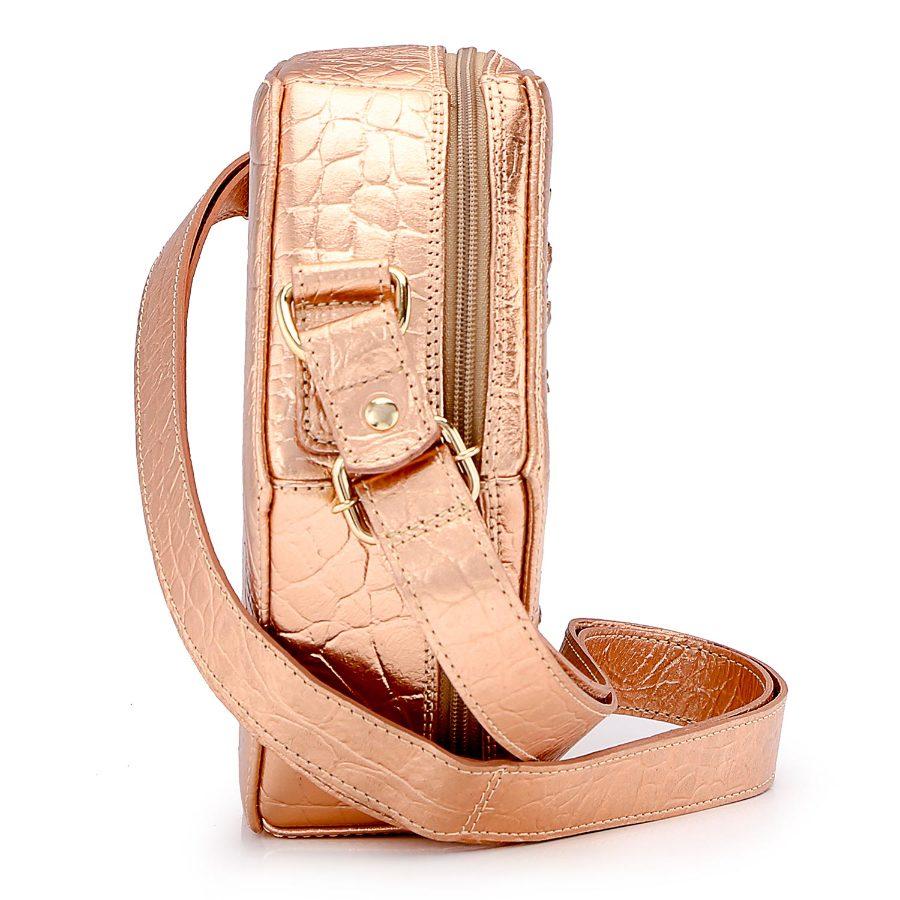 Handbag with Heart Applique