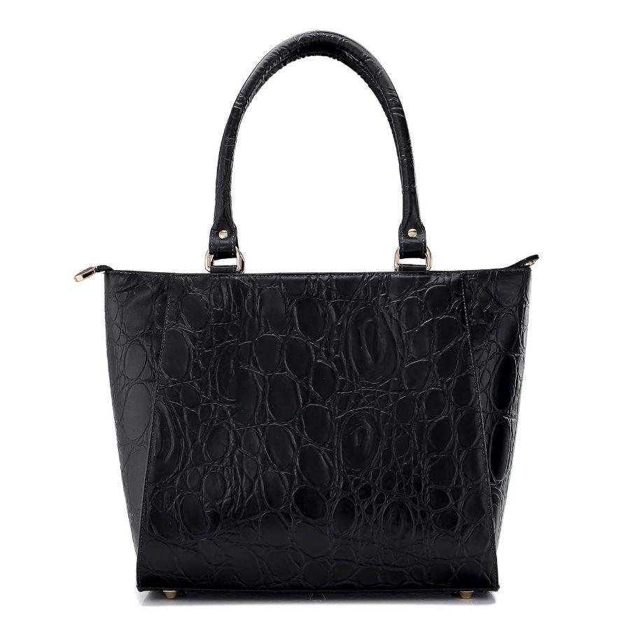 Handbag with Outer Pocket