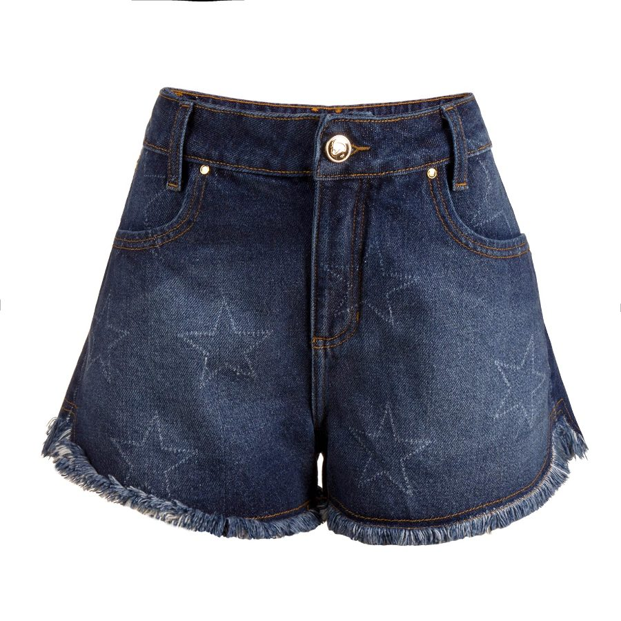 Shorts with Laser