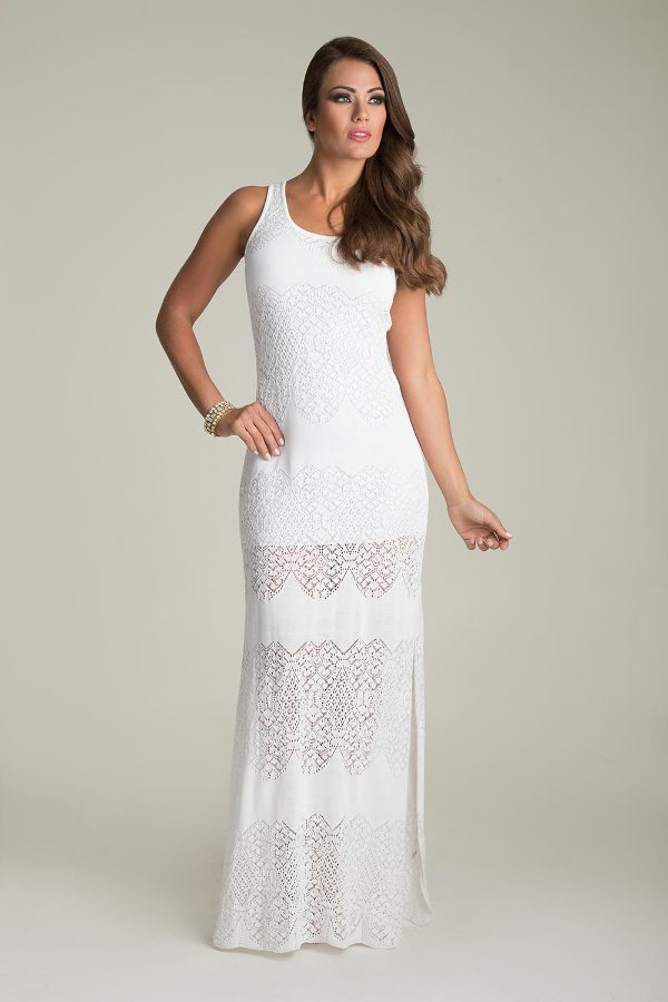 LONG KNIT DRESS