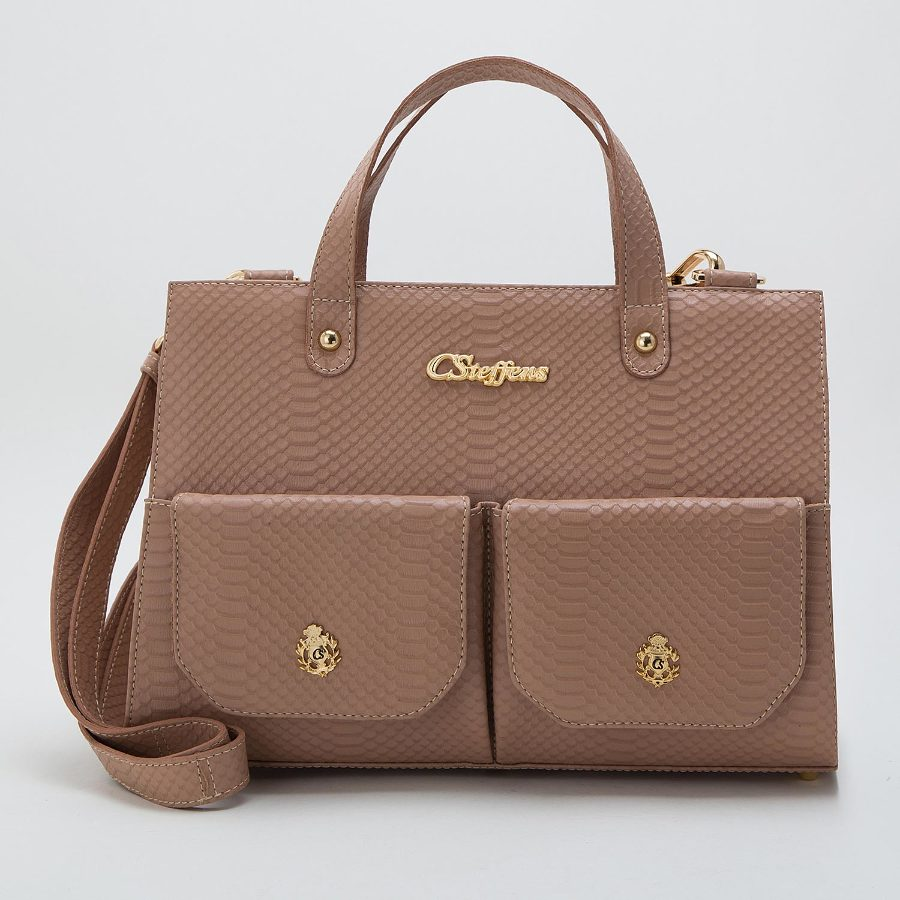 PURSE WITH FRONT POCKETS