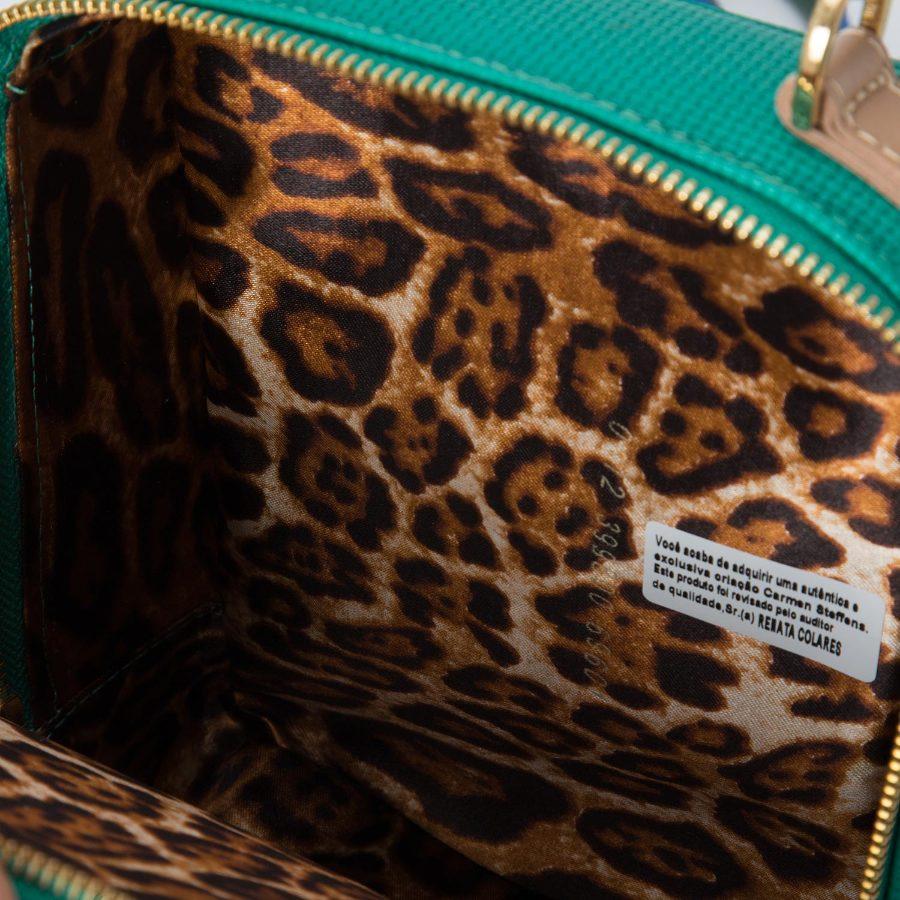 Crossbody Embroidered & Tassel Bag
