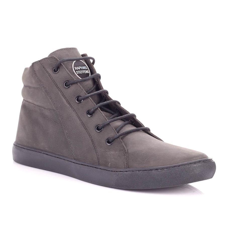 Carbon Oxford Shoe