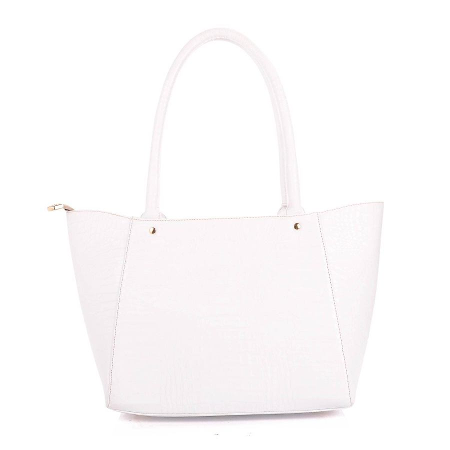 HANDBAG WITH FRONT STRAP