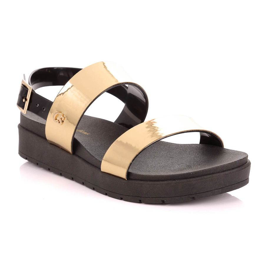 SANDAL WITH CS METAL