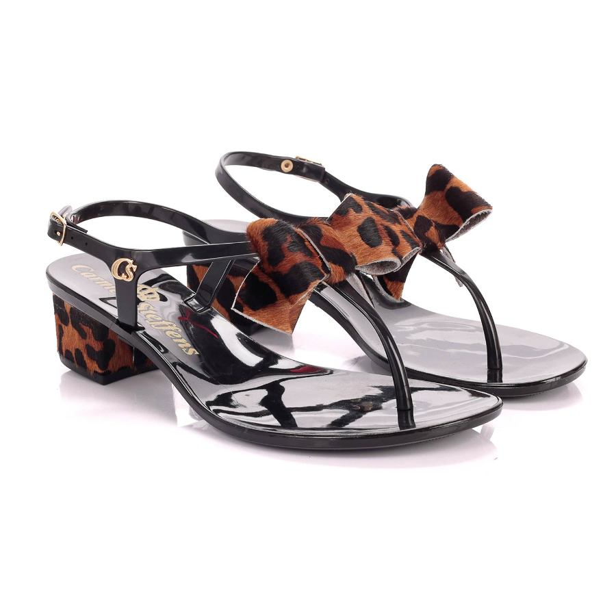 SANDAL WITH BOW