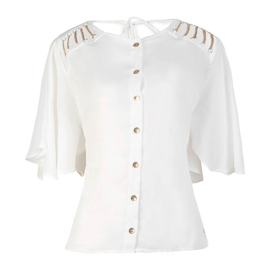 SHIRT WITH DETAILS