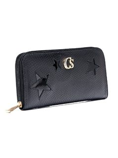 Wallet with Stars back