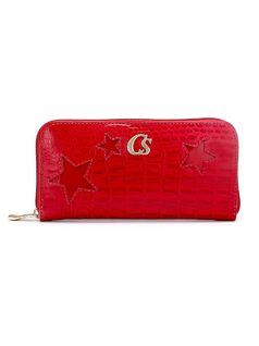 Wallet with Stars front