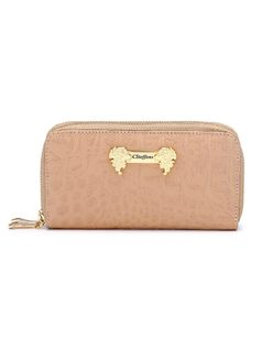 Wallet with Carmen Steffens Plate front