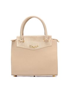 Handbag with Cutouts front
