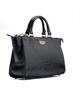 Structured Handbag back
