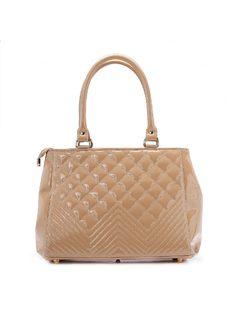 Handbag with Matelassé