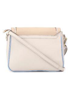 Handbag with Cutouts