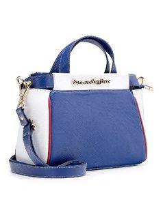 Handbag with Side Strap back
