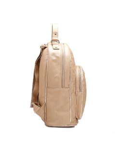 Backpack with Matelassé