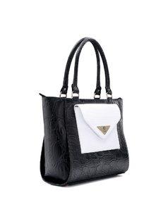Handbag with Outer Pocket back
