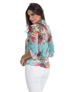 Shirt with Bow back