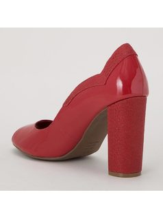 PEEP TOE CON RECORTES back