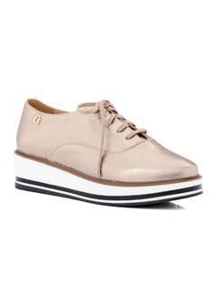 OXFORD WITH LACES front