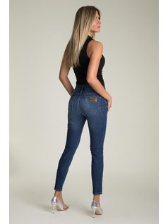 BASIC SKINNY PANTS back