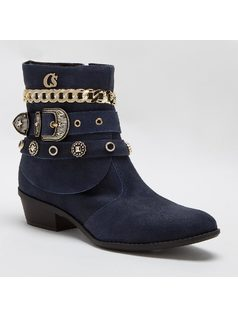 ANKLE BOOTS CON METALES front