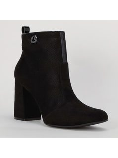 ANKLE BOOT TEXTURIZADA front