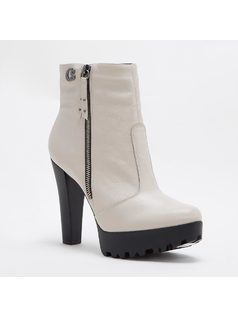 ANKLE BOOT CON CREMALLERA front