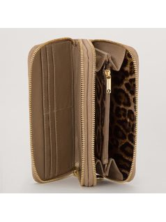CARMEN STEFFENS ZIPPERED WALLET back