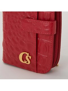 WALLET WITH CS PLATE