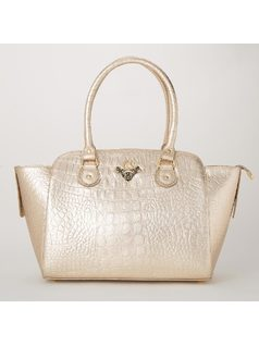 STRUCTURED HANDBAG front