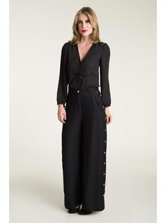 PALAZZO TROUSERS front