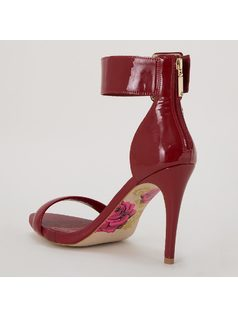 SANDAL WITH BUCKLE back