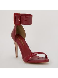 SANDAL WITH BUCKLE front