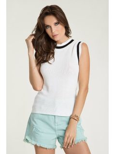BLUSA TRICOT front