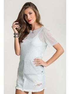 BLUSA GLAM CON HOT FIX front
