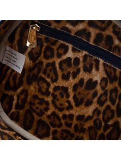 Handbag with laser-cut details