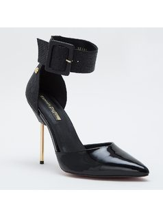 STILETTO WITH BUCKLE