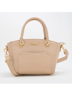 PURSE WITH EXTERNAL POCKET front