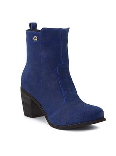 ANKLE BOOT CON METAL PERSONALIZADO front