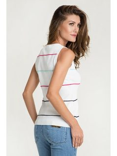 TRICOT TANK TOP back