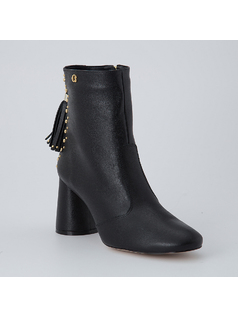 ANKLE BOOT CON BORLA back