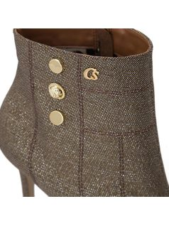 ANKLE BOOT COM COSTURAS back