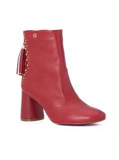 ANKLE BOOT COM BAMBOLIM front
