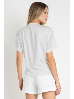 T-SHIRT CON ESTAMPA back