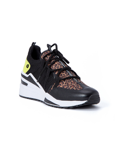 ANIMAL PRINT SNEAKERS back