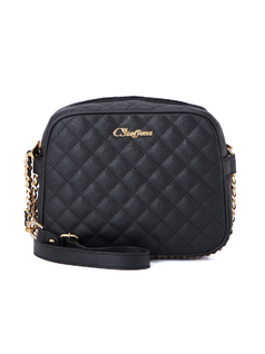QUILTED BAG front