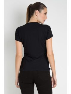 EMBROIDERED T SHIRT back